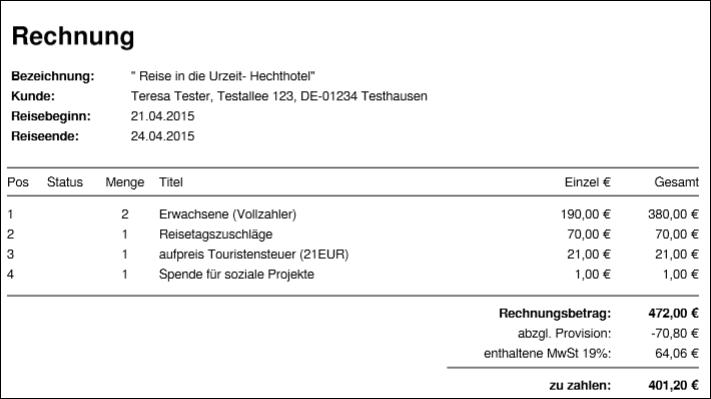 travelseller buchungsverwaltung buchungen details texte. Black Bedroom Furniture Sets. Home Design Ideas